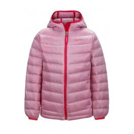 Куртка детская Marmot Girl's Nika Hoody | Pink Lotus | Вид 1