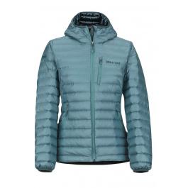 Куртка женская Marmot Wm's Quasar Nova Hoody   Patina Green   Вид 1