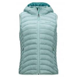 Жилет женский Marmot Wm's Bronco Hooded Vest | Blue Tint | Вид 1