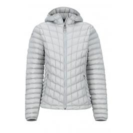 Куртка женская Marmot Wm's Featherless Hoody | Bright Steel | Вид 1
