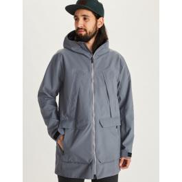 Куртка мужская Marmot Commuter Parka | Steel Onyx | Вид 1