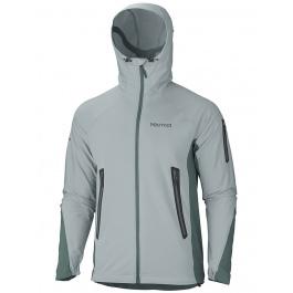 Куртка Marmot Vapor Trail Hoody | Zinc Haze/Dark Mineral | Вид 1