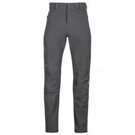 Брюки Marmot Scree Pant - Short | Slate Grey | Вид спереди