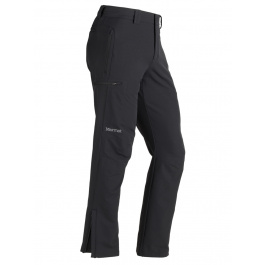 Брюки Marmot Scree Pant - Short | Black | Вид справа