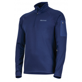 Пуловер Marmot Stretch Fleece 1/2 Zip | Arctic Navy | Вид 1