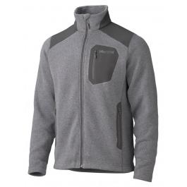 Куртка из флиса Marmot Wrangell Jacket | Cinder/Slate Grey | Вид 1