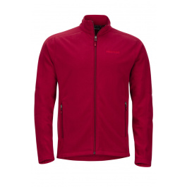 Куртка из флиса Marmot Rocklin Jacket | Sienna Red | Вид спереди