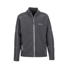Куртка детская Marmot Boy's Lassen Fleece | Slate Grey | Вид 1