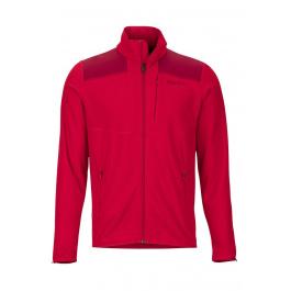 Куртка из флиса Marmot Reactor Jacket   Team Red/Brick   Вид спереди