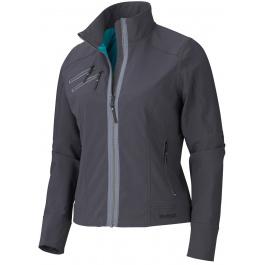 Куртка женская Marmot Wm's Zoom Softshell | Dark Steel | Вид 1