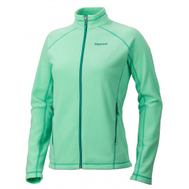 Куртка женская Marmot Wm's Rocklin Full Zip Jacket | Green Frost | Вид 1