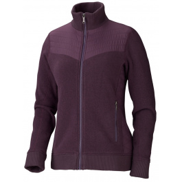 Куртка женская Marmot Wm'S Tech Sweater | Aubergine | Вид 1