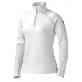 Пуловер женский Marmot Wm's Stretch Fleece 1/2 Zip | White | Вид 1