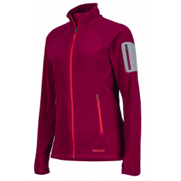 Куртка женская Marmot Wm's Flashpoint Jacket | Red Dahlia | Вид 1