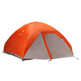 Палатка Marmot Tungsten 4P | Blaze/Sandstone | Вид 1