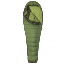 Спальник Marmot Trestles Elite Eco 30 | Vine Green/Forest Night | Вид 1
