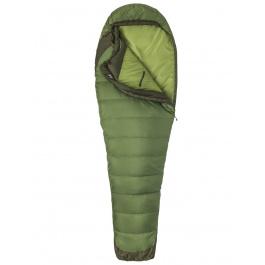 Спальник Marmot Trestles Elite Eco 30 Long | Vine Green/Forest Night | Вид 1