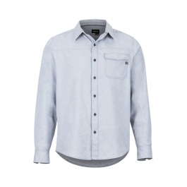 Рубашка Marmot Tumalo LS | Steel Onyx | Вид 1