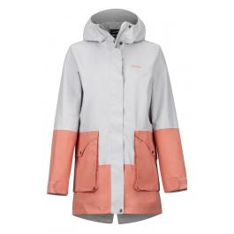 Куртка Marmot Wm's Wend Jacket   Platinum/Coral Pink   Вид 1