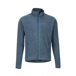Куртка из флиса Marmot Pisgah Fleece Jacket | Denim | Вид спереди