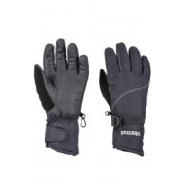 Перчатки женские Marmot Wm's On Piste Glove   Black   Вид 1