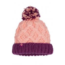 Шапка детская Marmot Girl's Harper Hat | Spritzer/Purple Berry | Вид 1