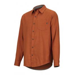 Рубашка Marmot Marmot Hobson Midweight Flannel LS | Hawaiian Sunset/Heather | Вид 1