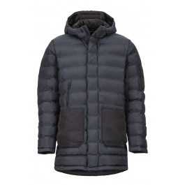 Куртка Marmot Alassian Featherless Parka | Black | Вид 1