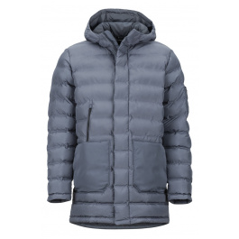 Куртка Marmot Alassian Featherless Parka | Steel Onyx | Вид 2