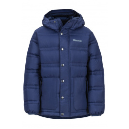 Куртка детская Marmot Boy's Ronan Down Jacket | Arctic Navy | Вид 1