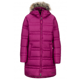 Куртка детская Marmot Girl's Ann Arbor Jacket | Purple Berry | Вид 4