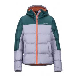 Куртка женская Marmot Wm's Guides Down Hoody | Lavender Aura/Deep Tea | Вид 1