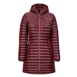 Куртка женская Marmot Wms L Avant Featherless Hoody | Claret | Вид 1