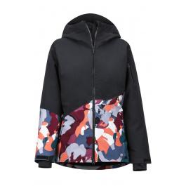 Куртка женская Marmot Wm's Pace Jacket | Black/Multi Pop Camo | Вид 1