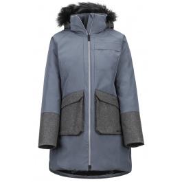 Куртка женская Marmot Wm's Jules Jacket | Steel Onyx/Grey Heather | Вид 1