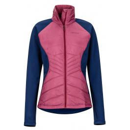 Куртка женская Marmot Wm's Variant Hybrid Jacket | Dry Rose/Arctic Navy | Вид спереди