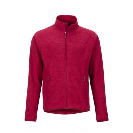 Куртка из флиса Marmot Pisgah Fleece Jacket | Brick | Вид спереди