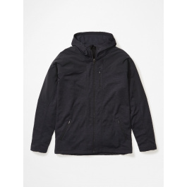Куртка мужская Marmot Stonewall Fleece Hoody | Black | Вид 1