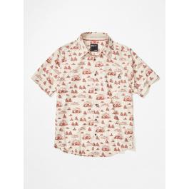 Рубашка Marmot Syrocco SS | Moonbeam Camping | Вид 1