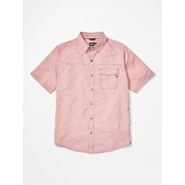 Рубашка мужская Marmot Tumalo SS | Picante | Вид 1
