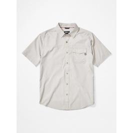 Рубашка мужская Marmot Tumalo SS | Light Khaki | Вид 1