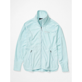 Куртка женская Marmot Wm's Pisgah Fleece Jacket | Corydalis Blue | Вид 1