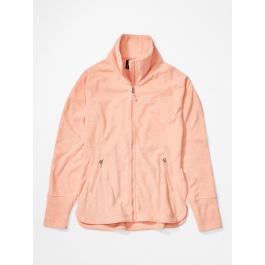 Куртка женская Marmot Wm's Pisgah Fleece Jacket   Pink Lemonade   Вид 1