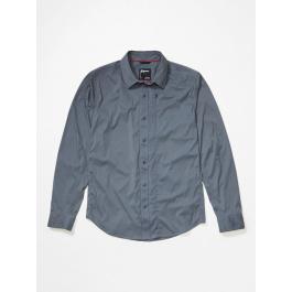 Рубашка мужская Marmot Runyon LS | Steel Onyx | Вид 1