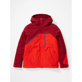 Куртка мужская Marmot Torgon Jacket | Brick/Victory Red | Вид 1
