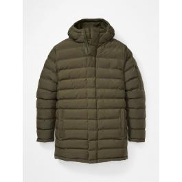 Куртка мужская Marmot Alassian Featherless Parka   Nori   Вид 1