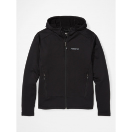 Куртка мужская Marmot Olden Polartec Hoody | Black | Вид 1
