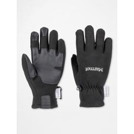 Перчатки женские Marmot Wm's Infinium Windstop Glove | Black | Вид 1
