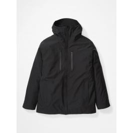 Куртка мужская Marmot Bleeker Component Jacket   Black   Вид 1
