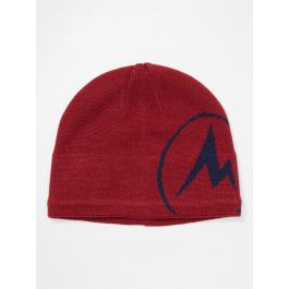 Шапка мужская Marmot Summit Hat | Brick/Arctic Navy | Вид 1